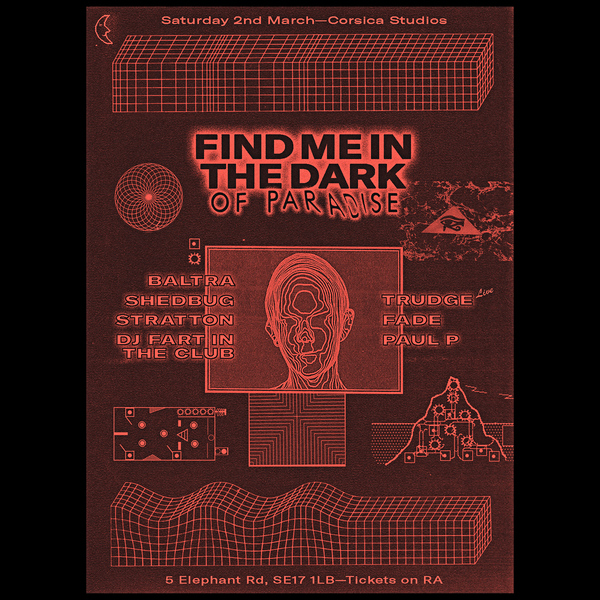 Find Me In The Dark (March)