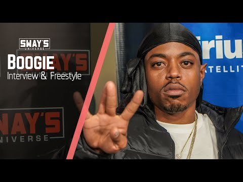 """Shady Records Artist Boogie Talks New Album and Spits Over Kendrick Lamar's """"Sing About Me"""""""