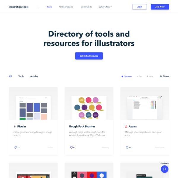 Directory | Illustration Tools