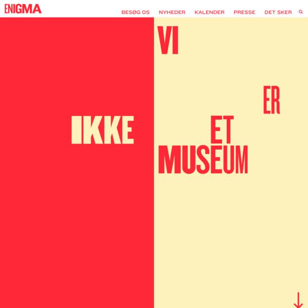 Enigma - Museum for Post, Tele og Kommunikation
