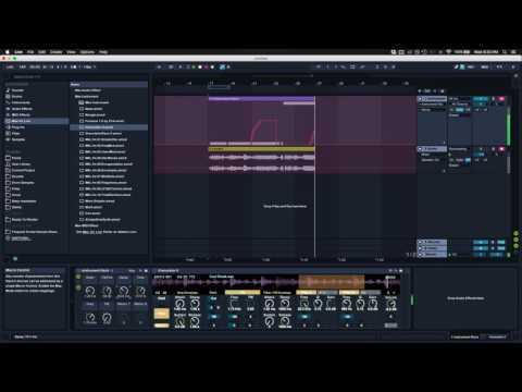 Sound Design 03: Granulator