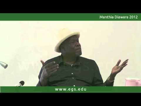 Manthia Diawara. On Edouard Glissant's Film One World In Relation. 2012