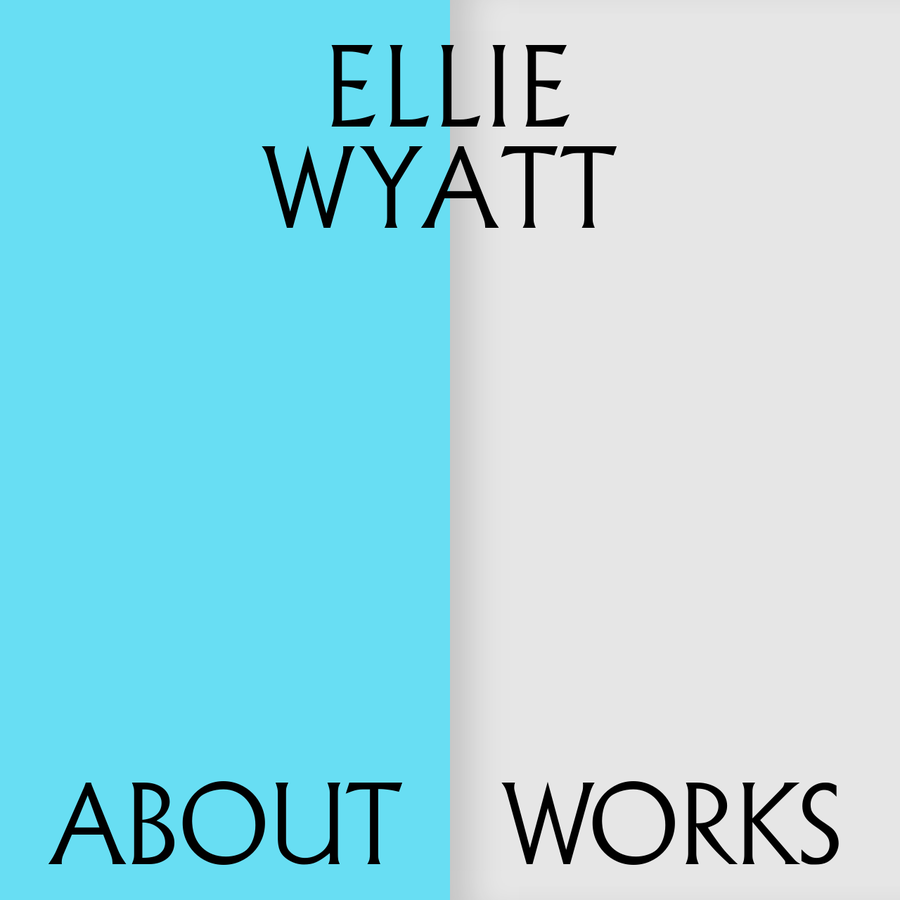 Ellie Wyatt's practice is primarily concerned with photography's capacity for documenting the truth and disseminating fictions. Interested in the mechanics of the selection and editing process behind images, Wyatt seeks to amplify common themes that exist throughout eras and across imagery, such as the drape or the landscape as background.