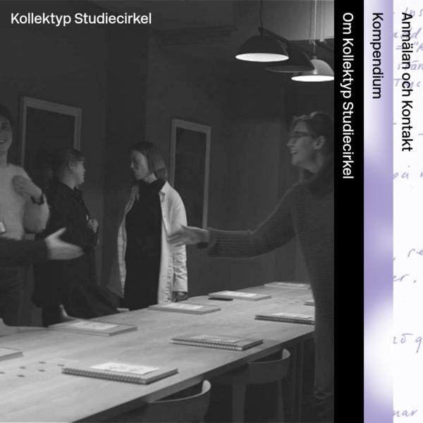 Kollektyp är en studiecirkel för kvinnor och ickebinära i typsnittsdesign och är en del av Louise Los examensarbete vid Beckmans Designhögskola. Under våren 2018 ägde den första rum och i höst planeras nästa att ta vid. Utöver Studiecirkeln består projektet av ett kompendium med dokumentation och råd till andra som vill starta liknande initiativ.