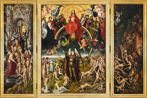 Hans Memling's Last Judgement, 1467–1471.ipg