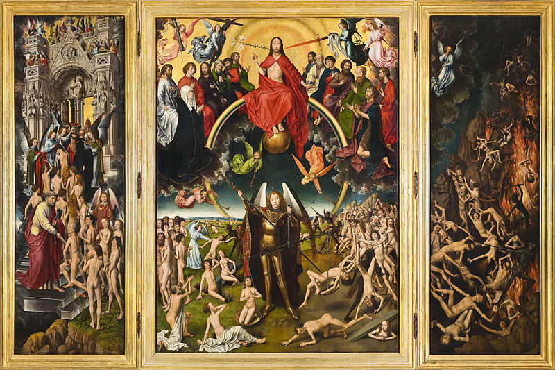 Hans Memling's Last Judgement, 1467–1471.ipg