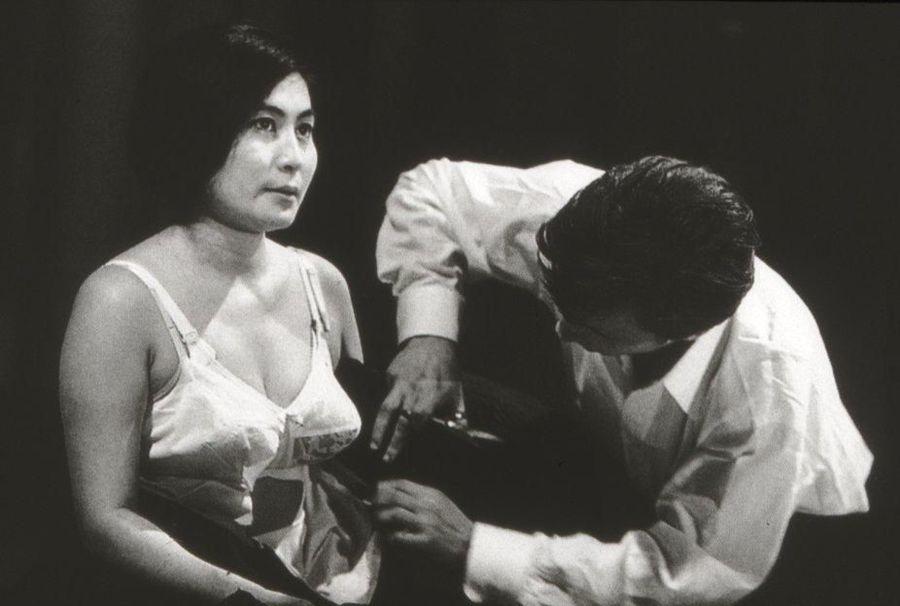 Yoko Ono (JP)