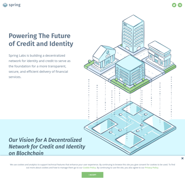 Spring Labs - Powering the Future of Credit and Identity