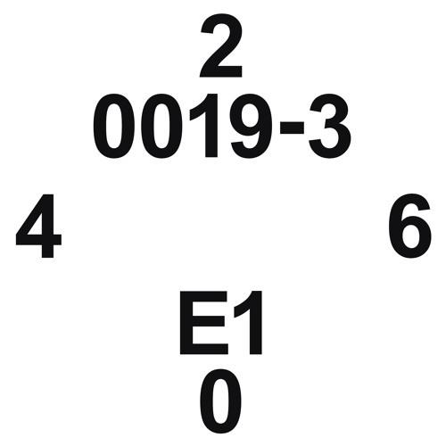 0019-3 E1 by LOT