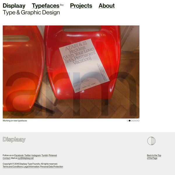 Type Foundries
