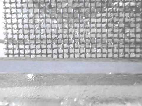 MIT-designed fog-harvesting mesh material
