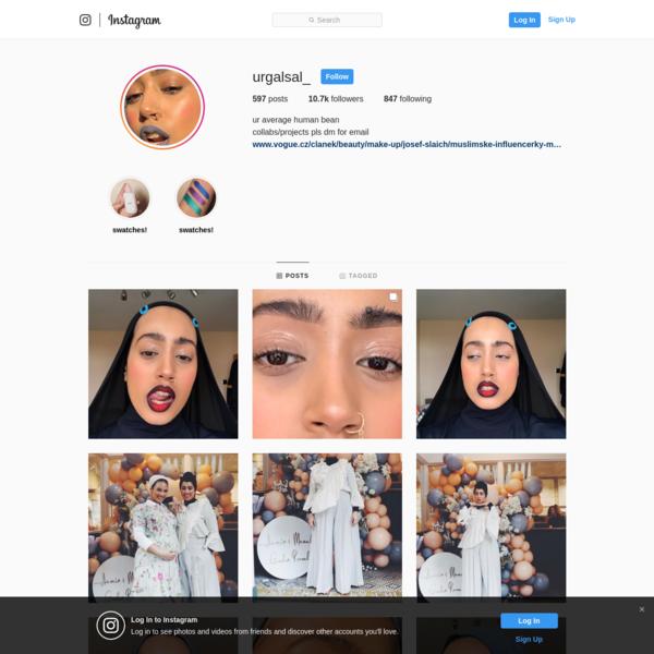 @urgalsal_ * Instagram photos and videos