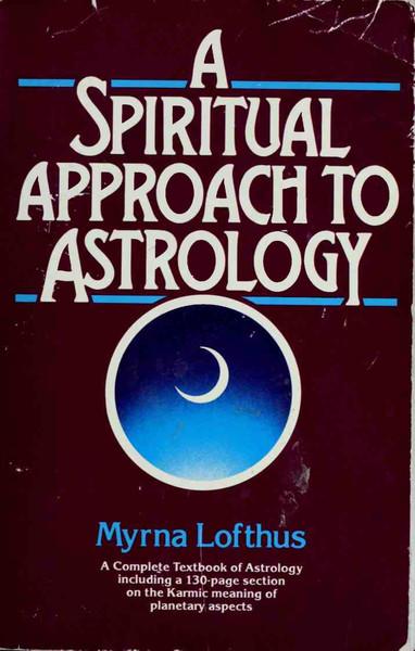 myrna lofthus, a spiritual approach to astrology