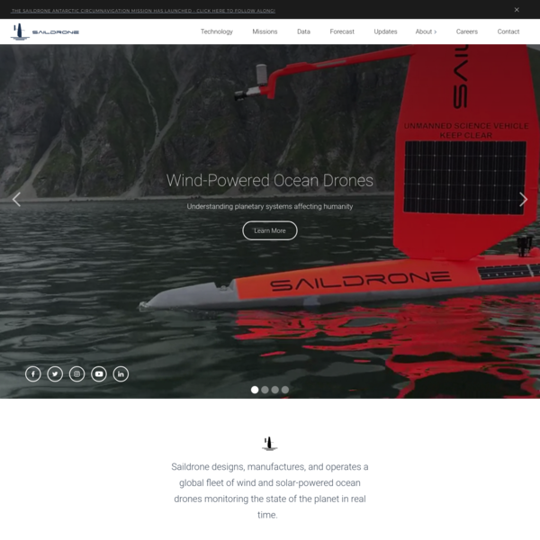 Saildrone: Redefining Ocean Data Collection