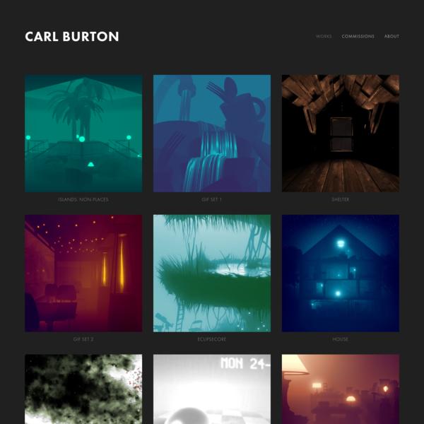Carl Burton