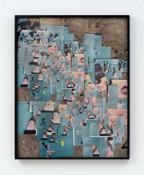 Sara Cwynar, 432 Photographs of Nefertiti, 2015