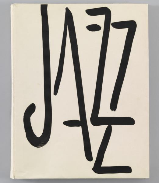 Henri Matisse, Cover Jazz, 1947