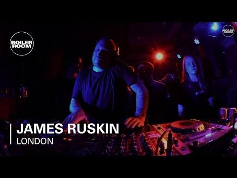 James Ruskin Boiler Room London DJ Set