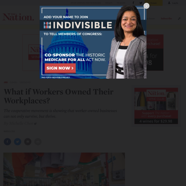 What if Workers Owned Their Workplaces?