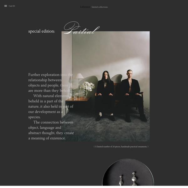 special edition: Partial | Lifansze
