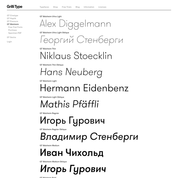 Are na / Typefaces