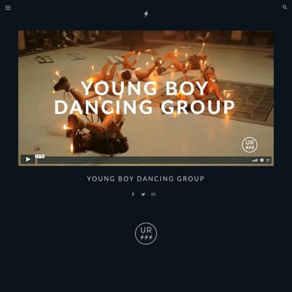 YOUNG BOY DANCING GROUP