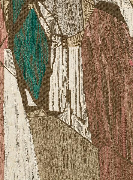 2015.05 Lissy Funk : The Secret Fish, The Secret Fish (Der geheime Fisch), 1965 (detail)
