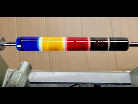 Colored Glue Using Liquid Dyes For A Very Nice Coloring Option DIY Glue Coloring