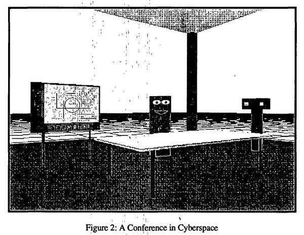 A Conference in Cyberspace