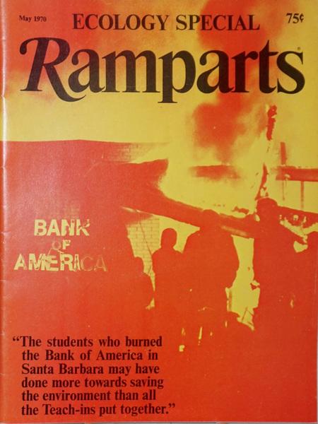 Ramparts Magazine - May 1970