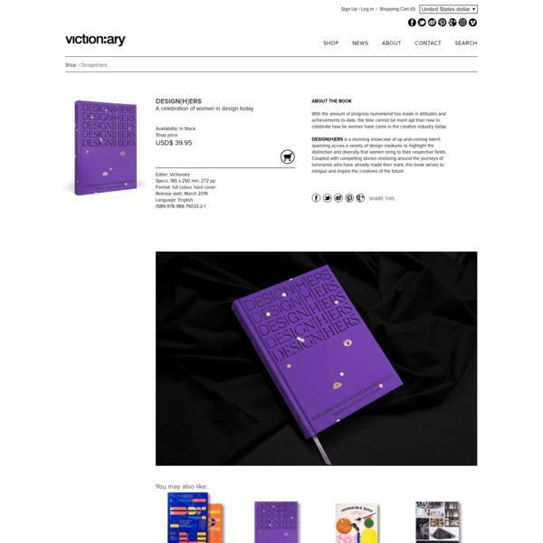 Design{h}ers - Victionary