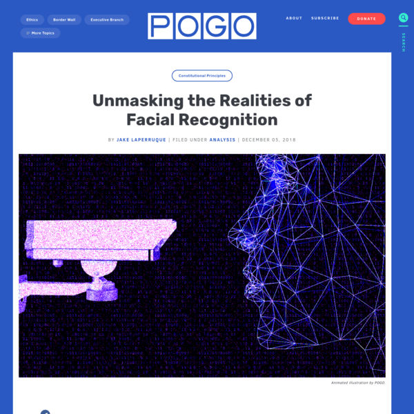 Unmasking the Realities of Facial Recognition