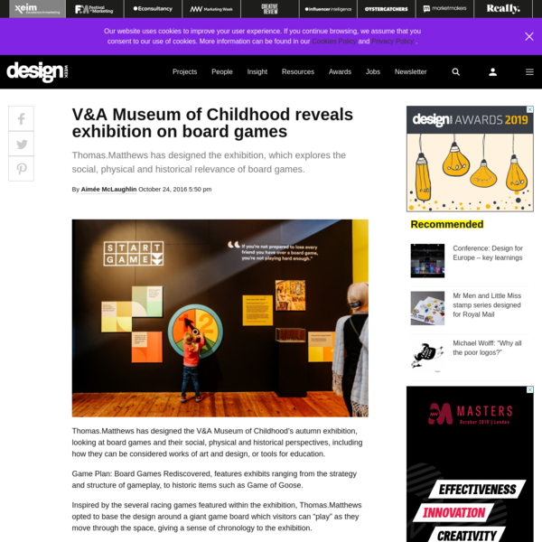 V&A Museum of Childhood reveals exhibition on board games - Design Week