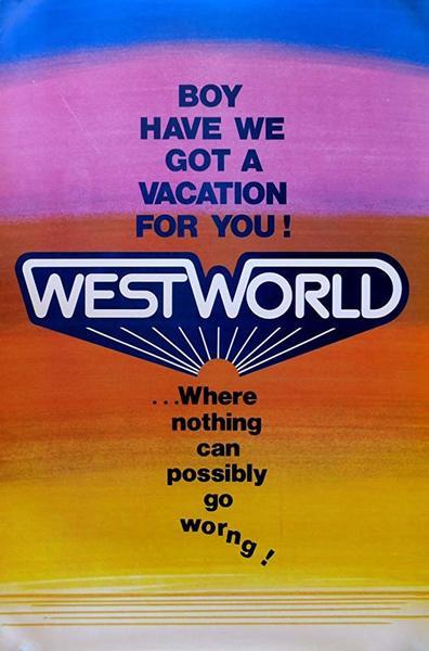 westworld (1973) poster