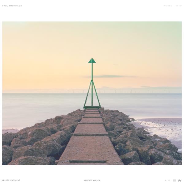 Navigate - Paul Thompson