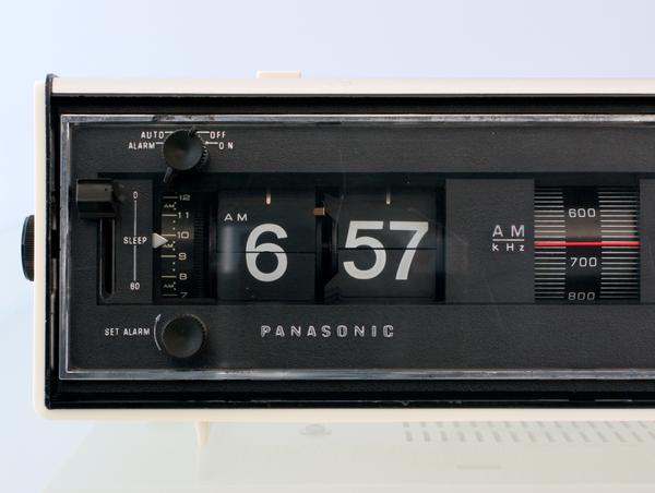 Panasonic Flip Clock