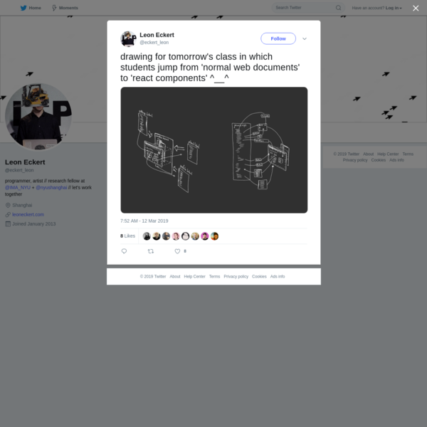 Leon Eckert on Twitter
