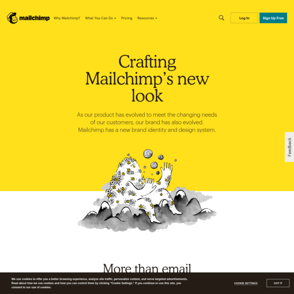 Mailchimp Design | Mailchimp