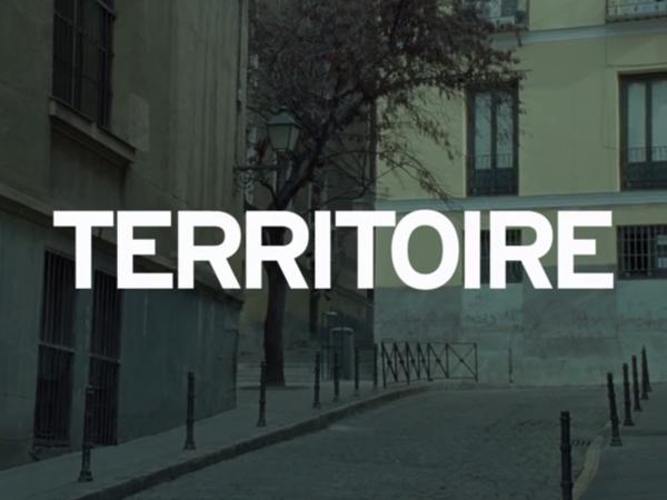 TERRITOIRE — Blanc (Vidéo officielle)