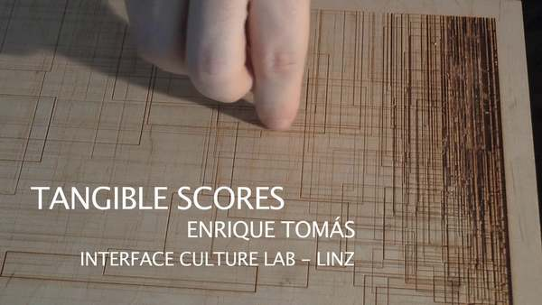 Tangible Scores