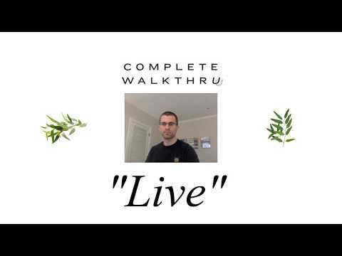 Complete Walkthru / Max McFerren Live Stream 0011