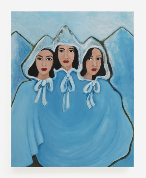 Becky Kolsrud, Three Graces, 2018