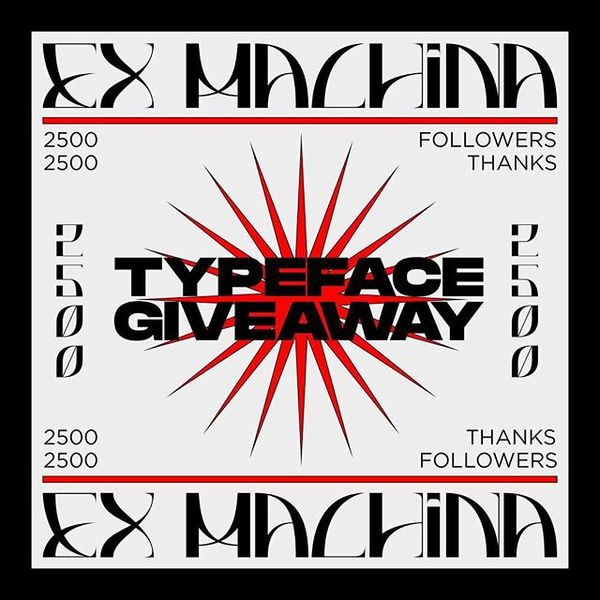 2500 followers / Ex Machina giveaway If you want to participate: 1. Like this post 2. Follow me @novocaine.psd 3. Tag 2 frie...