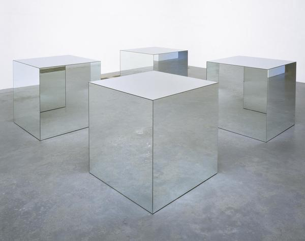 Robert Morris Untitled 1965, reconstructed 1971