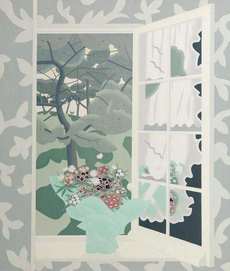 Barbara Balmer, Window, Normandy, 1977-81.