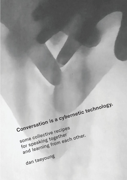 Conversation is a cybernetic technology