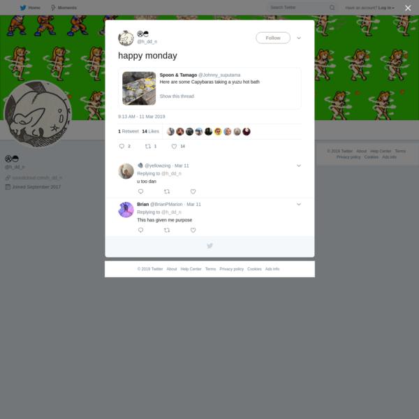 "㊋◓ on Twitter: ""happy monday https://t.co/79JB9bZIgT"" / Twitter"
