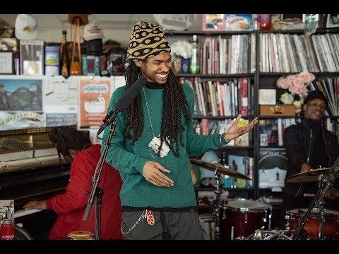 Phony Ppl: NPR Music Tiny Desk Concert