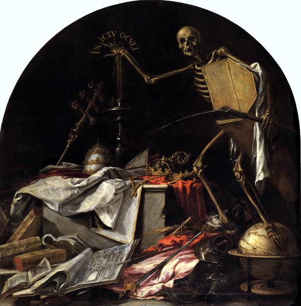 Juan de Valdés Leal  in ictu oculi Hospital de la Caridad (Seville) 1671