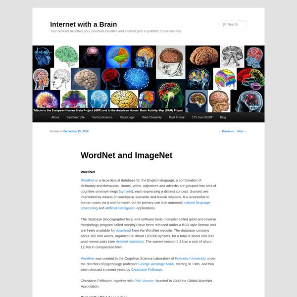 Internet with a Brain